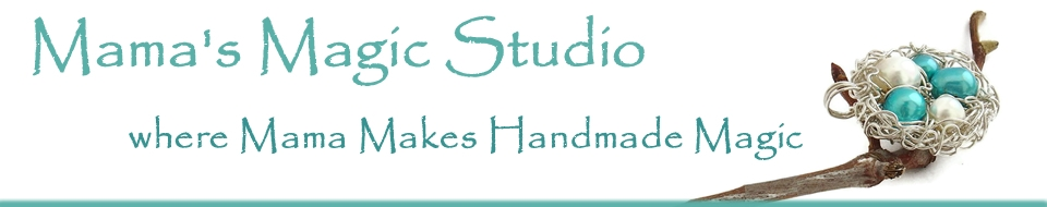 Mama's Magic Studio Banner