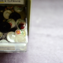 Fancy Vintage Buttons